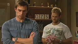 Rhys Lawson, Dane Canning in Neighbours Episode 6299