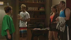 Susan Kennedy, Dane Canning, Jade Mitchell, Karl Kennedy in Neighbours Episode 6299
