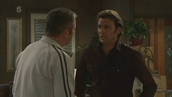 Karl Kennedy, Malcolm Kennedy in Neighbours Episode 6299