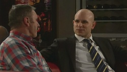 Karl Kennedy, Gary Denham in Neighbours Episode 6300