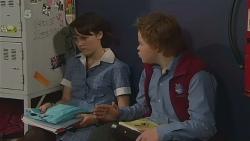 Sophie Ramsay, Callum Jones in Neighbours Episode 6300