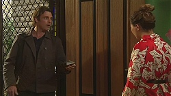 Malcolm Kennedy, Jade Mitchell in Neighbours Episode 6300