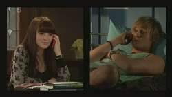 Summer Hoyland, Andrew Robinson in Neighbours Episode 6302