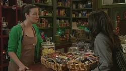 Kate Ramsay, Priya Kapoor in Neighbours Episode 6302