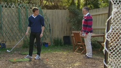 Rhys Lawson, Karl Kennedy in Neighbours Episode 6303