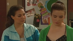 Jade Mitchell, Kate Ramsay in Neighbours Episode 6303