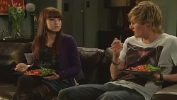 Summer Hoyland, Andrew Robinson in Neighbours Episode 6304