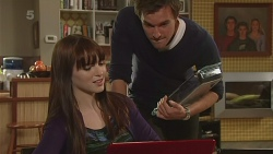 Summer Hoyland, Rhys Lawson in Neighbours Episode 6304