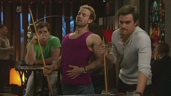 Kyle Canning, Dane Canning, Rhys Lawson in Neighbours Episode 6305