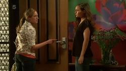 Sonya Mitchell, Jade Mitchell in Neighbours Episode 6306