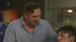 George Pappas, Chris Pappas in Neighbours Episode 6307