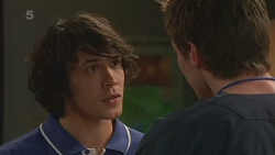 Aidan Foster, Rhys Lawson in Neighbours Episode 6307