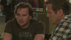 Lucas Fitzgerald, Michael Williams in Neighbours Episode 6308