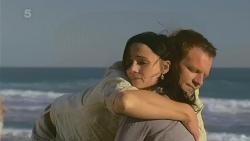 Emilia Jovanovic, Michael Williams in Neighbours Episode 6308