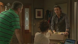 Karl Kennedy, Susan Kennedy, Malcolm Kennedy in Neighbours Episode 6309