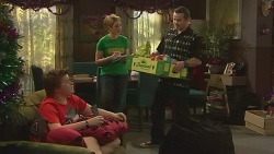 Callum Jones, Sonya Mitchell, Toadie Rebecchi in Neighbours Episode 6309