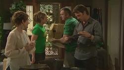 Susan Kennedy, Sonya Mitchell, Karl Kennedy, Malcolm Kennedy in Neighbours Episode 6309
