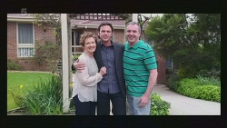 Susan Kennedy, Malcolm Kennedy, Karl Kennedy in Neighbours Episode 6309