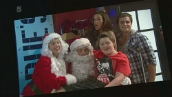Sonya Mitchell, Toadie Rebecchi, Jade Mitchell, Callum Jones, Kyle Canning in Neighbours Episode 6309