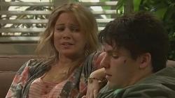 Natasha Williams, Chris Pappas in Neighbours Episode 6310