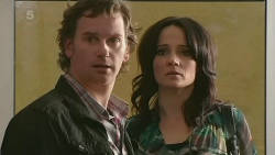 Lucas Fitzgerald, Emilia Jovanovic in Neighbours Episode 6310