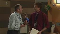 Karl Kennedy, Rhys Lawson in Neighbours Episode 6310