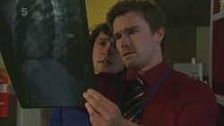 Aidan Foster, Rhys Lawson in Neighbours Episode 6310