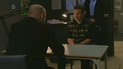 Supt. Duncan Hayes, Toadie Rebecchi in Neighbours Episode 6311