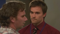 Lucas Fitzgerald, Rhys Lawson in Neighbours Episode 6311