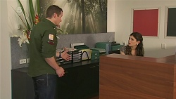 Toadie Rebecchi, Anna Hauser in Neighbours Episode 6312