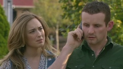 Sonya Mitchell, Toadie Rebecchi in Neighbours Episode 6312