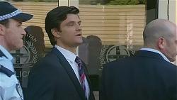 Peter Noonan, Supt. Duncan Hayes in Neighbours Episode 6312