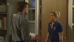 Rhys Lawson, Tracey West in Neighbours Episode 6313