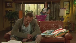 Michael Williams, Emilia Jovanovic in Neighbours Episode 6314