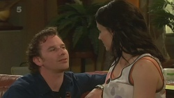 Lucas Fitzgerald, Emilia Jovanovic in Neighbours Episode 6314