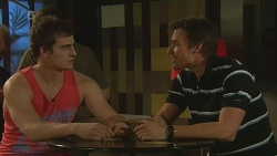 Kyle Canning, Rhys Lawson in Neighbours Episode 6315