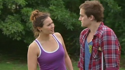 Jade Mitchell, Kyle Canning in Neighbours Episode 6316