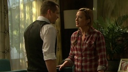 Toadie Rebecchi, Sonya Mitchell in Neighbours Episode 6318