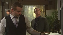 Toadie Rebecchi, Paul Robinson in Neighbours Episode 6319
