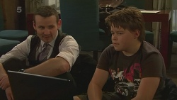 Toadie Rebecchi, Callum Jones in Neighbours Episode 6319