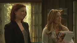 Charlotte McKemmie, Sonya Mitchell in Neighbours Episode 6319