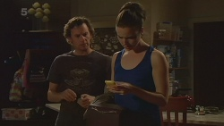 Lucas Fitzgerald, Kate Ramsay in Neighbours Episode 6320