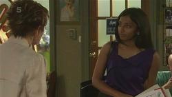 Susan Kennedy, Priya Kapoor in Neighbours Episode 6320
