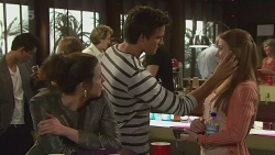 Kate Ramsay, Rhys Lawson, Erin Salisbury in Neighbours Episode 6320