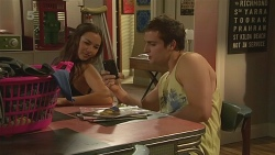 Jade Mitchell, Kyle Canning in Neighbours Episode 6321