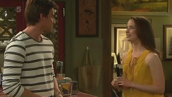 Rhys Lawson, Kate Ramsay in Neighbours Episode 6321