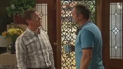 Paul Robinson, Karl Kennedy in Neighbours Episode 6321