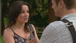 Emilia Jovanovic, Michael Williams in Neighbours Episode 6321