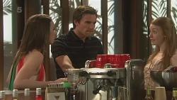 Kate Ramsay, Rhys Lawson, Erin Salisbury in Neighbours Episode 6322