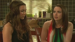 Jade Mitchell, Kate Ramsay in Neighbours Episode 6322